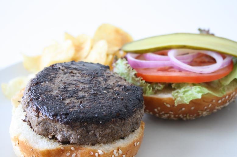 C-fu FOODS Bug Burger